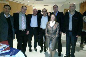 כנס ביטוח לאומי במלון קרלטון בתל אביב